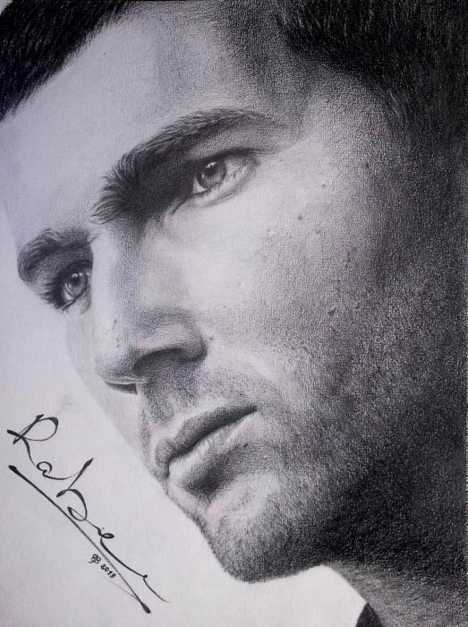 Zinedine Zidane par rabiesi